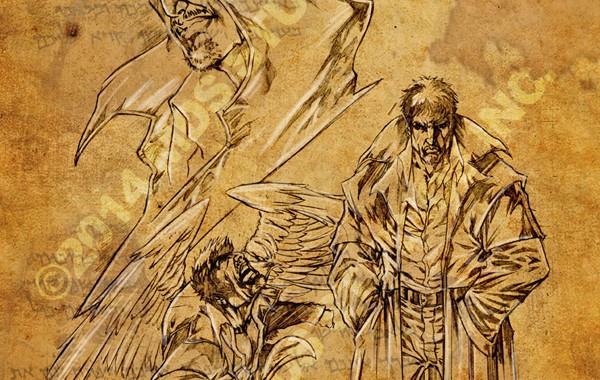 """""""Priest"""" Ignacio Del Vega"""